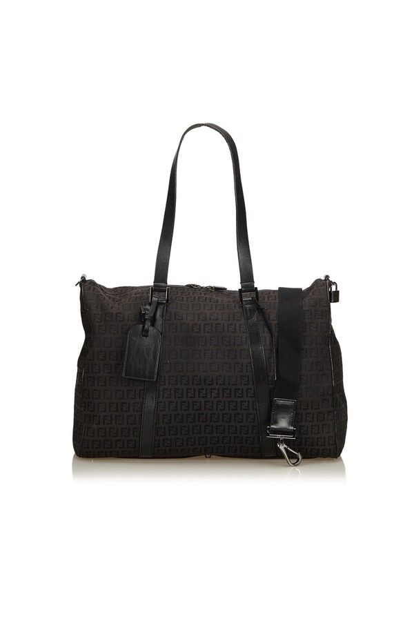 84796fec50 Zucchino Canvas Weekender by Vintage Fendi at ORCHARD MILE