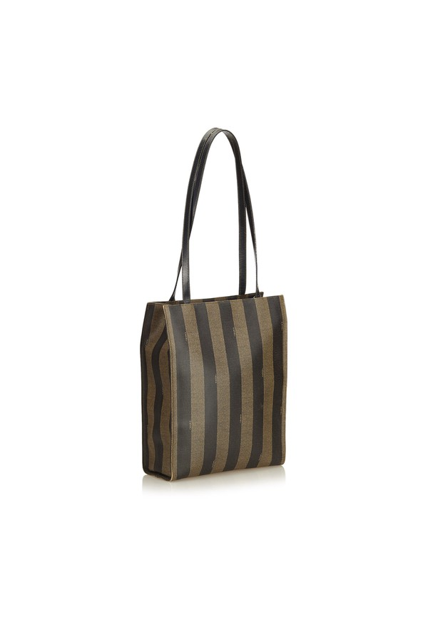 a010da4dea80 Pequin Tote Bag by Vintage Fendi at ORCHARD MILE