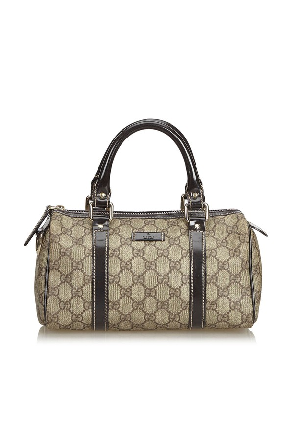 67bbd05e9cf5ac Guccissima Joy Boston Bag by Vintage Gucci at ORCHARD MILE
