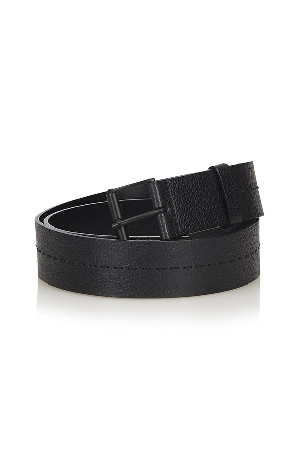 1e6267330bc Leather Belt by Vintage Gucci at ORCHARD MILE