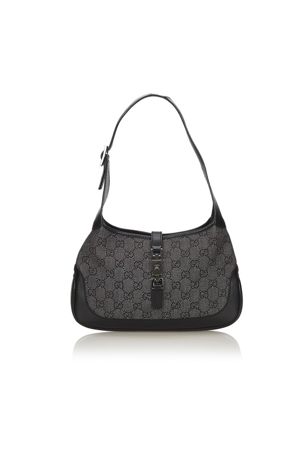 63520e09148016 Guccissima Jacquard Jackie by Vintage Gucci at ORCHARD MILE