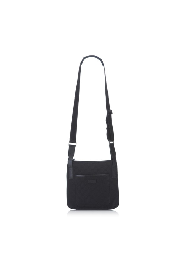 0d1d95ae39d5df Guccissima Jacquard Shoulder Bag by Vintage Gucci at ORCHARD MILE