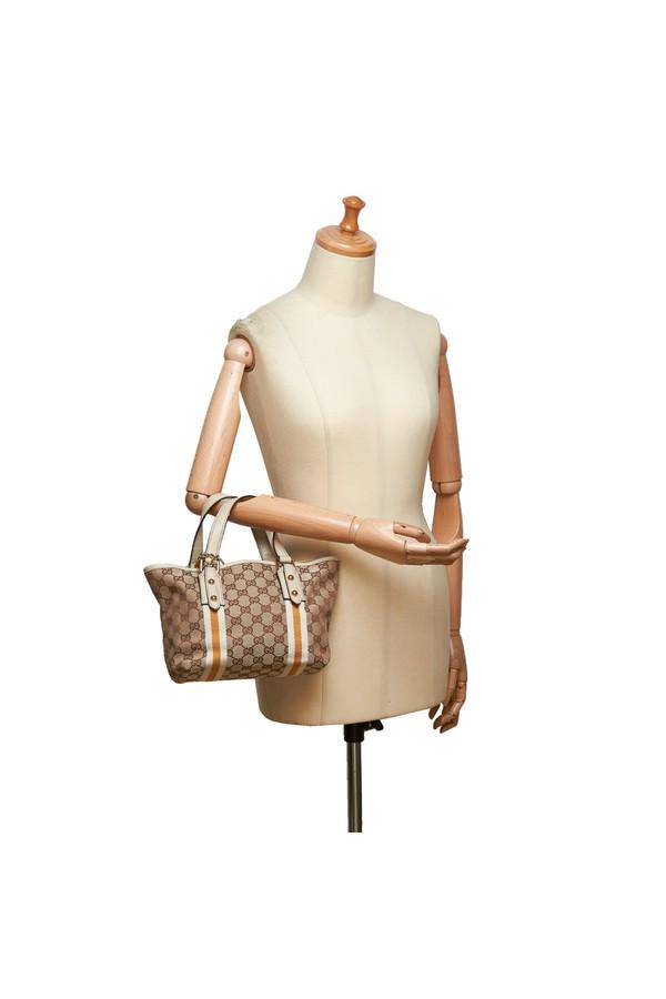 6e713ea9cd8 Guccissima Jolicoeur Tote Bag by Vintage Gucci at ORCHARD MILE
