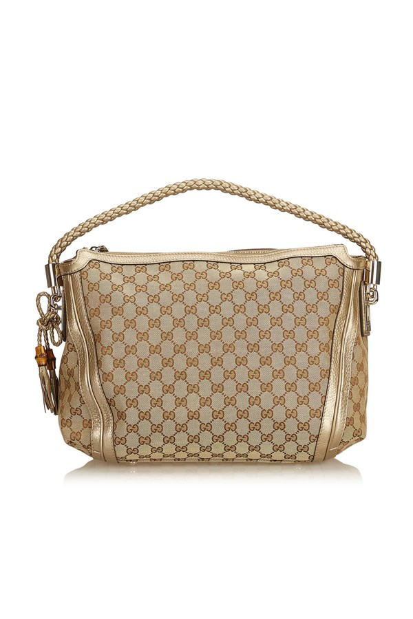4002cdec9b5347 Guccissima Bella Hobo by Vintage Gucci at ORCHARD MILE