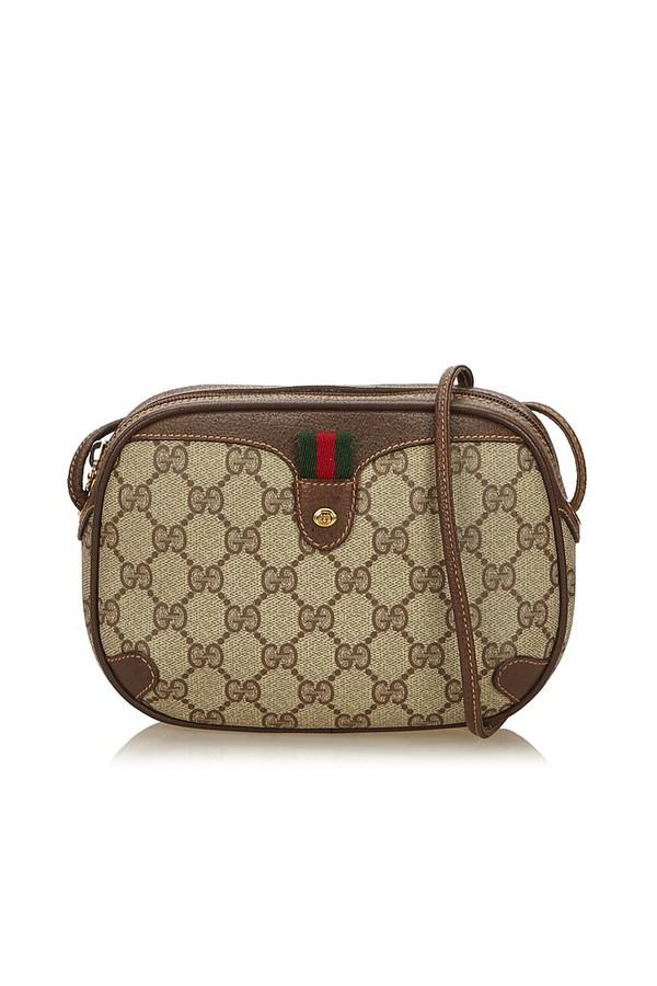 835eb2fa003f Guccissima Web Crossbody Bag by Vintage Gucci at ORCHARD MILE