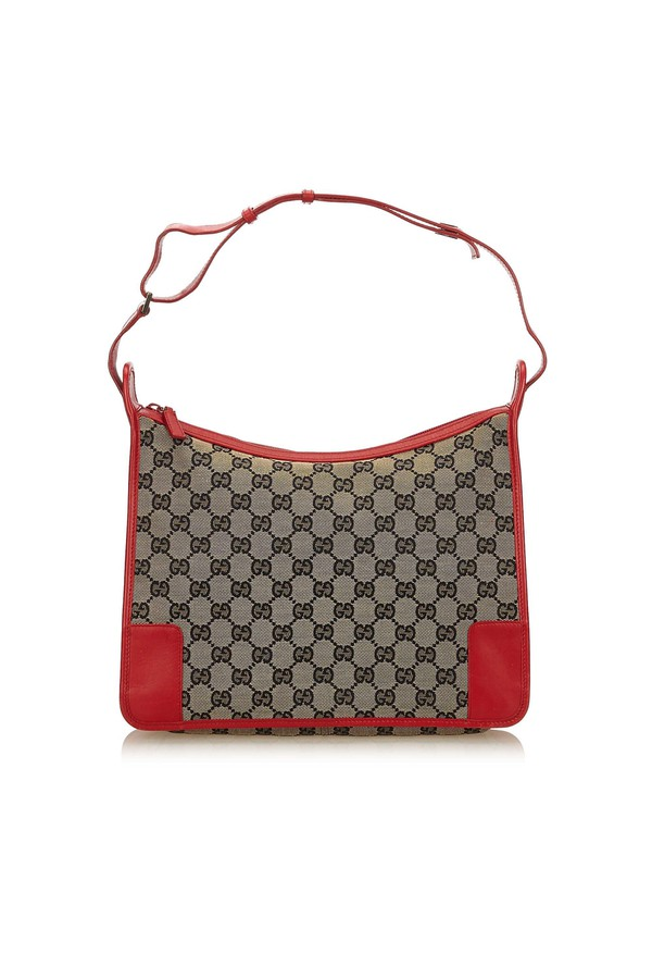 c4a3d06c0541a1 Guccissima Jacquard Shoulder Bag by Vintage Gucci at ORCHARD MILE