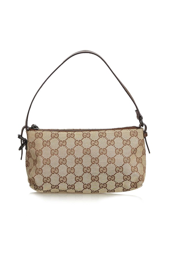 3eba41b2274110 Guccissima Jacquard Baguette by Vintage Gucci at ORCHARD MILE