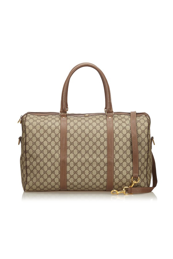 98886b403b81 Guccissima Duffle Bag by Vintage Gucci at ORCHARD MILE