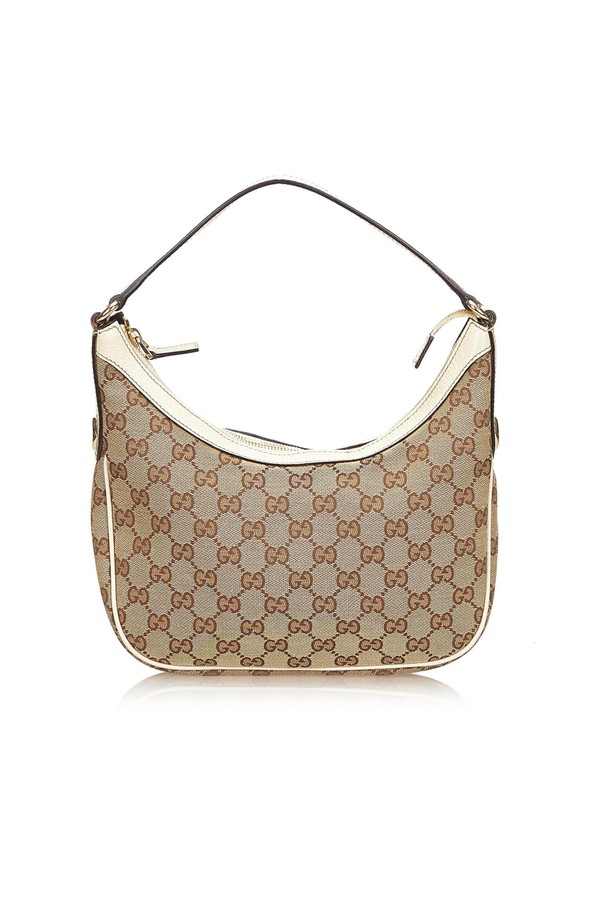 44928360e9d Guccissima Jacquard Shoulder Bag by Vintage Gucci at ORCHARD MILE