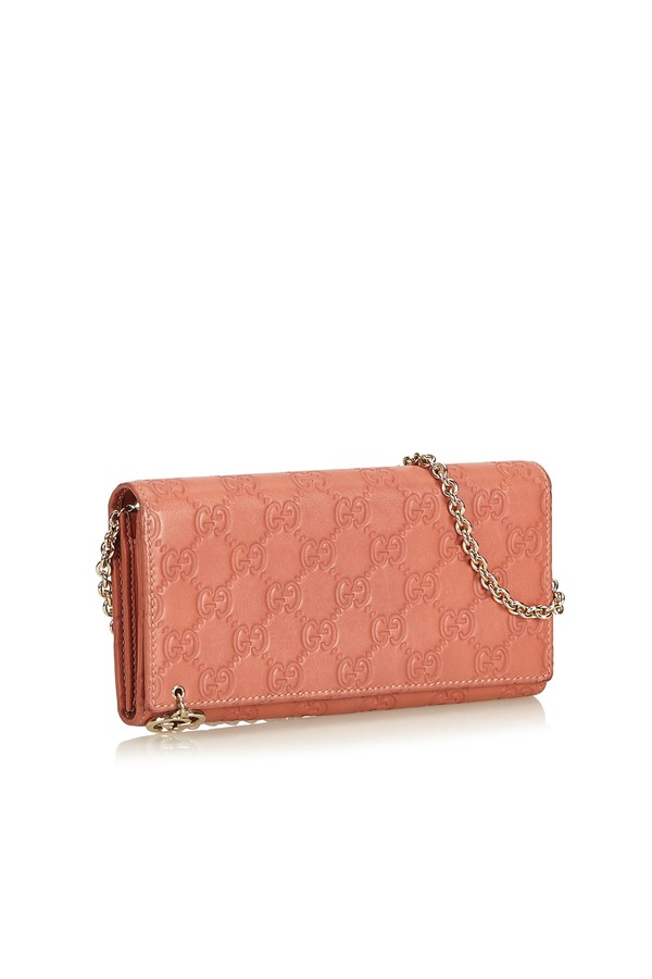 89b189b1ce4c Guccissima Chain Wallet by Vintage Gucci at ORCHARD MILE