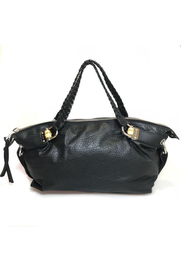 fa320e0b100c Bamboo Bar Shoulder Bag by Vintage Gucci at ORCHARD MILE