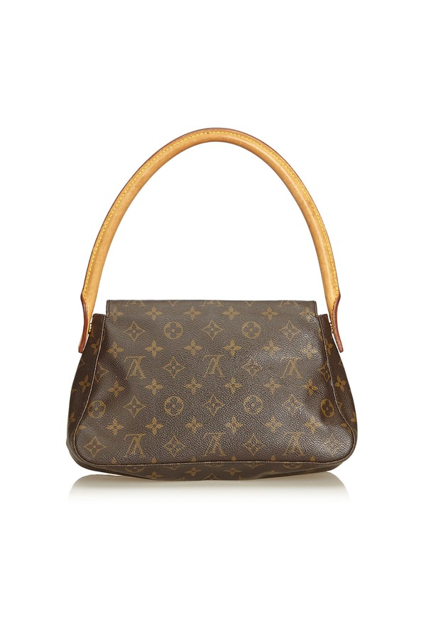5268fa508 Monogram Looping Mini by Vintage Louis Vuitton at ORCHARD MILE