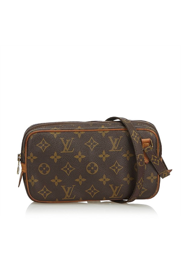 a4b753106639 Monogram Marly Bandouliere by Vintage Louis Vuitton at ORCHARD MILE