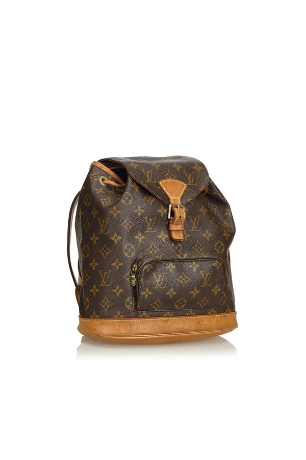 Monogram Montsouris Mm by Vintage Louis Vuitton at ORCHARD MILE e156b470d9