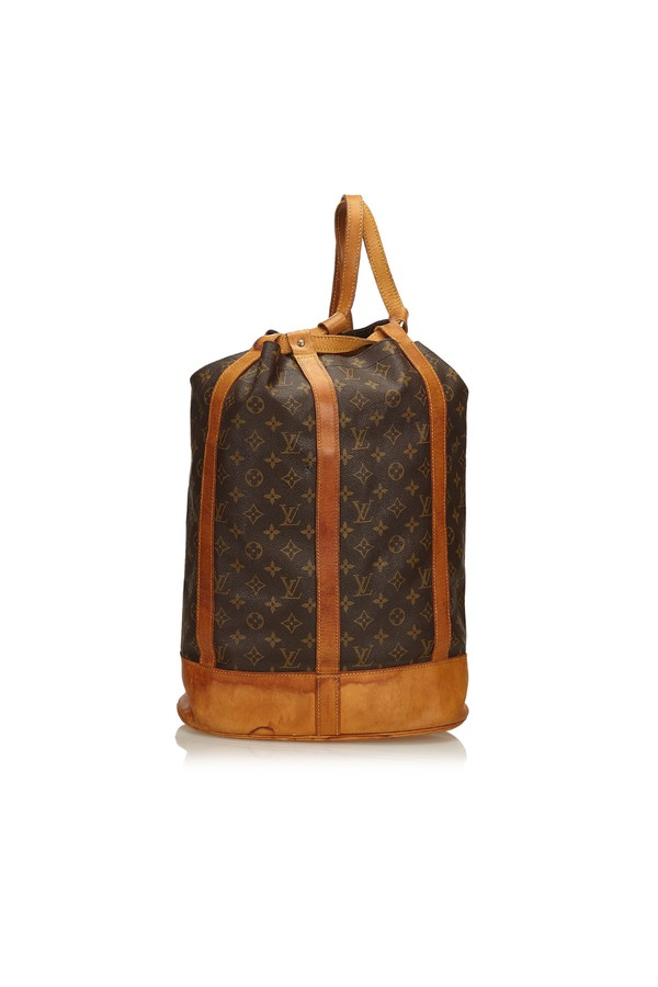 464691ebf0ed Monogram Randonnee Gm by Vintage Louis Vuitton at ORCHARD MILE