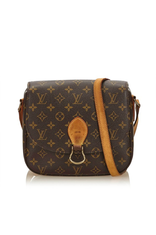 Monogram Saint Cloud Mm by Vintage Louis Vuitton at ORCHARD MILE e6cb708b07
