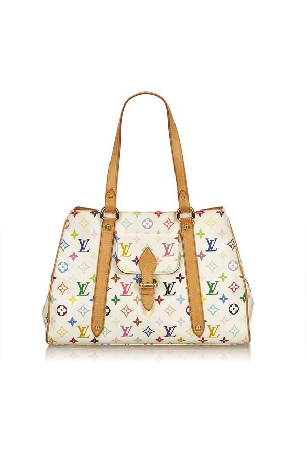 7d76f9d9678c Monogram Multicolore Aurelia Mm by Vintage Louis Vuitton at...