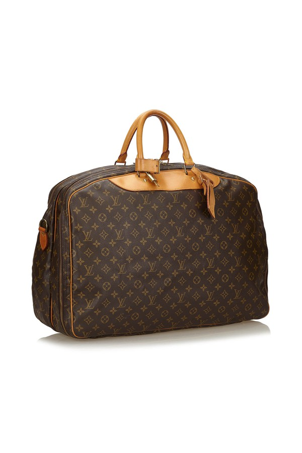 Monogram Alize 2 Poches by Vintage Louis Vuitton at ORCHARD MILE 483842160277c