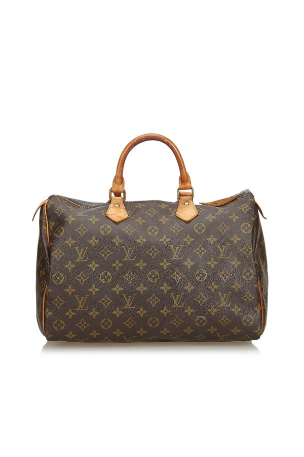 9b871d9754bf Monogram Speedy 35 by Vintage Louis Vuitton at ORCHARD MILE