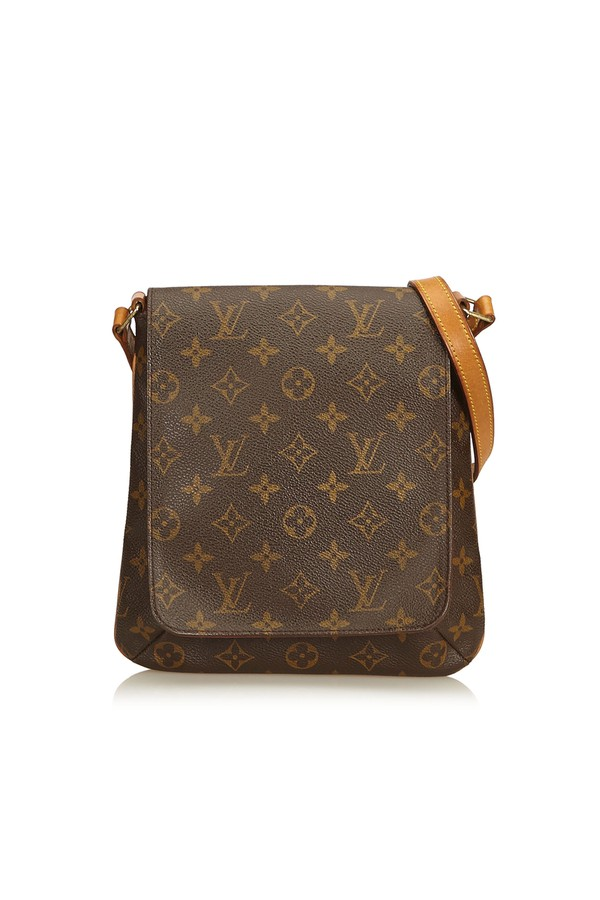 1cb0f046bdedb Monogram Musette Salsa Short Strap by Vintage Louis Vuitton at...