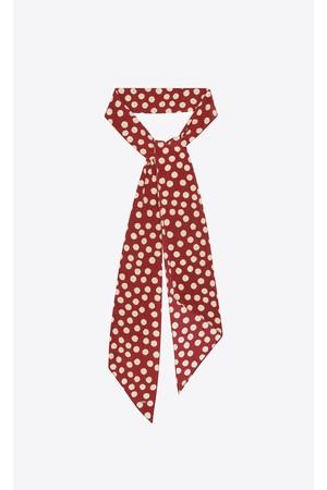 9f52e01fa9 Pittoresque Print Silk Ribbon by Prada at ORCHARD MILE