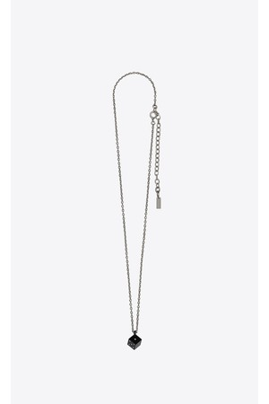 e8a1e77de53 Shop Accessories / Jewelry / Necklaces from Saint Laurent at...