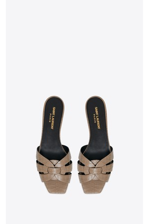730efae20f Shop Shoes / Sandals from Saint Laurent at ORCHARD MILE with free...