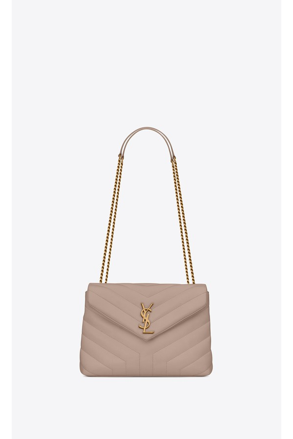 """9d78833d8c78 Small Loulou Bag In """"Y""""-Quilted Leather by Saint Laurent at..."""