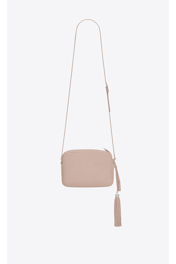 5d4ae1dfd5 Lou Camera Bag In Smooth Leather by Saint Laurent
