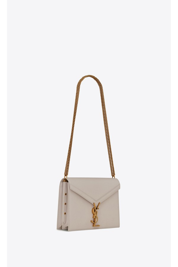 c8352ee055dae Cassandra Medium Bag With Monogram Slider In Smooth Leather by...