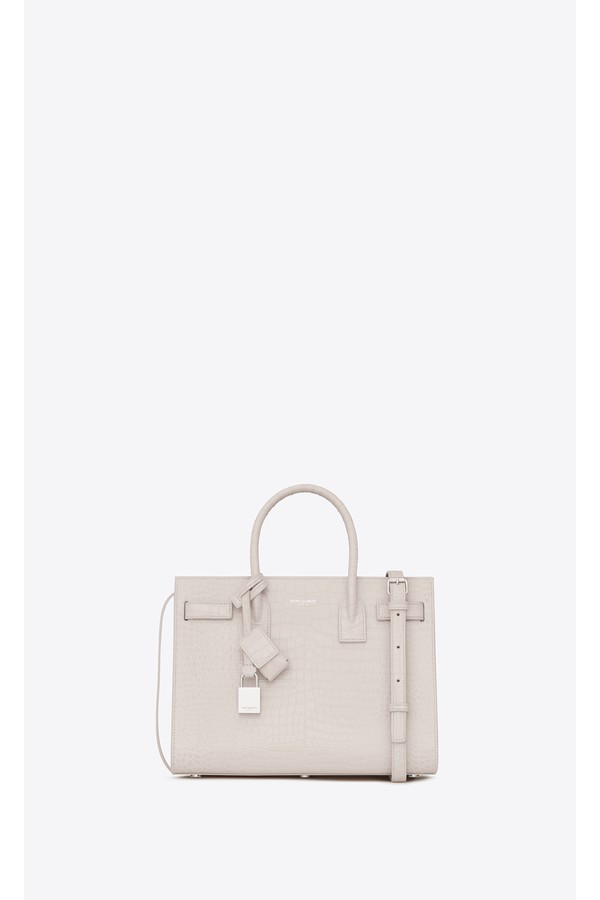 725e74976e Classic Sac De Jour Baby In Embossed Crocodile Shiny Leather by...
