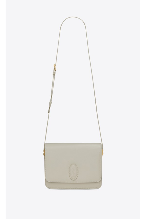 cc83440ecb Le 61 Medium Saddle Bag In Smooth Leather by Saint Laurent at...