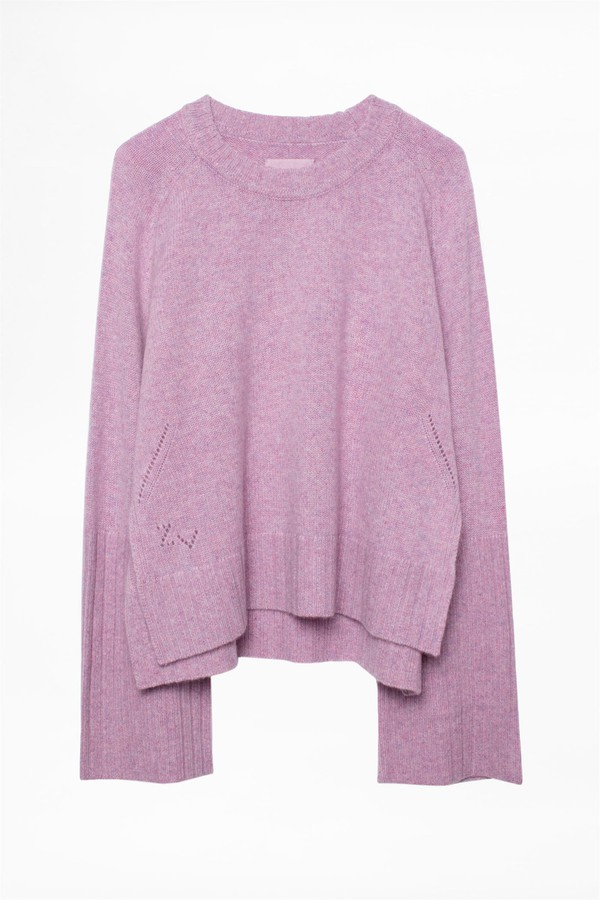 382f28f218ac8 Lea Cachemire Sweater by Zadig & Voltaire at ORCHARD MILE