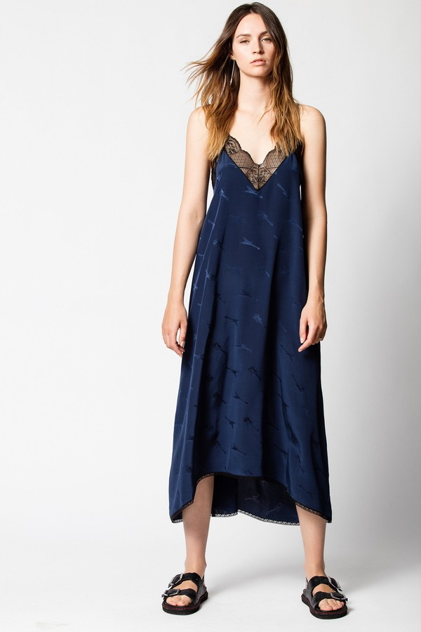 Risty Jac Guitare Dress by Zadig & Voltaire